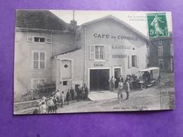 CPA 54 Bouxieres Aux Dames Cafe Du Commerce - Frankreich