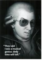 Wolfgang Amadeus Mozart Composer Music - Musique Et Musiciens