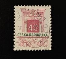 République Tchèque 1997 CZ 137 Rococo Architecture - Autres - Europe