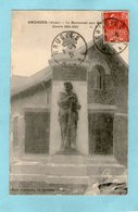 GRUGIES - Le Monument Aux Morts - Guerre 1914-1918. - - Grugies