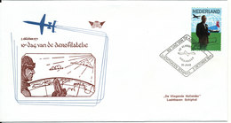 Netherlands Cover With Special Postmark And Cachet 10th Aerophilatelie Day Schiphol 2-10-1971 - Period 1949-1980 (Juliana)