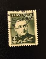 Slovaquie 1939 SK 44 Jozef Tiso Chef D'état | Hommes | Personnalités - Slovaquie