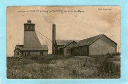 Environs De DOYET - MONTVICQ - Puits Ste-Marie - - Autres Communes