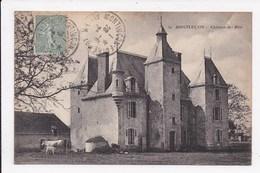 CP 03 MONTLUCON Chateau Des Ilets - Montlucon