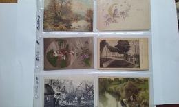 A SAISIR LOT DE 432 CARTES DANS SON ALBUM / 3 - Postcards