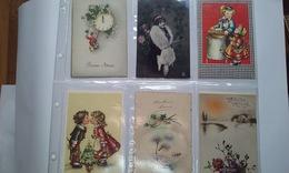 A SAISIR LOT DE 432 CARTES DANS SON ALBUM / 5 - Postcards