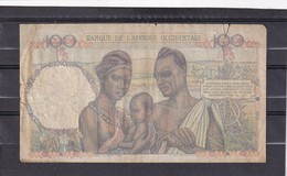 AOF French West Africa 100 Fr 1948 Good ? - Stati Dell'Africa Occidentale