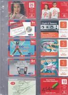 Lotto Schede Telefoniche Miste/i44-48. - Telefonkarten