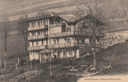 Hôtel-Pension Gervaix-Chesières - VD Vaud