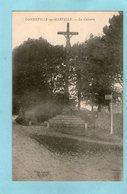 GONNEVILLE-sur-MERVILLE - Le Calvaire - - Autres Communes