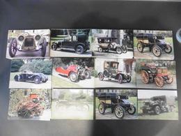 LOT  DE  489  CARTES  POSTALES NEUVES  DE  VIEILLES  VOITURES - Cartes Postales