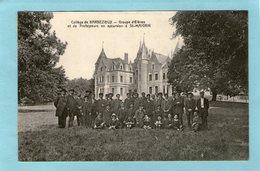 Collège De BARBEZIEUX - Groupe D'Elèves Et De Professeurs ....à St-MAIGRIN - - Sonstige Gemeinden