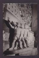CPSM Italie Italia Rome Roma Mussolini Exposition Fasciste Politique Non Circulé Photo LUCE - Expositions