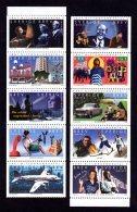SUEDE 1999 - YT 2084/2093 - Facit 2117/2126 - NEUFS ** LUXE/ MNH -  Série Complète 10 Valeurs - Le 20è Siècle (II) - Neufs