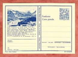 P 414, Wertstempel Klagenfurt, Abb Scheffau Am Wilden Kaiser Tirol, Ungebraucht (91358) - Entiers Postaux