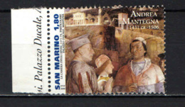 SAN MARINO - 2006 - AFFRESCO DI ANDREA MANTEGNA - USATO - Oblitérés