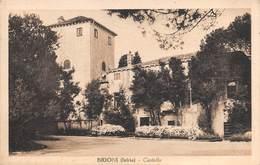 """1049""""BRIONI - ISTRIA  IL CASTELLO"""" CARTOL ORIGINALE 1935 - Croatia"""
