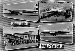 VARESE-MALPENSA-ALITALIA-1959 - Varese