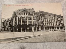 Ostende Le Couvent Des Dames Du Sacré Coeur - Oostende