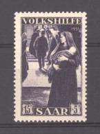 Sarre  :  Yv  297  ** - 1947-56 Gealieerde Bezetting