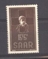 Sarre  :  Yv  330  ** - 1947-56 Gealieerde Bezetting