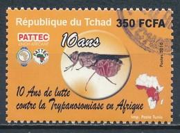 °°° CIAD TCHAD - Y&T N°1530C - 2010 °°° - Ciad (1960-...)