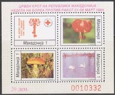 Macedonia 1994 MiN°54-57  MNH/** Vedere Scansione - Macedonia