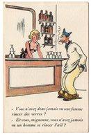 Carte..Illustrateur Jean Nau...Editeur NOYER Collection Comique Militaire N° 93....Détails Scan - Umoristiche