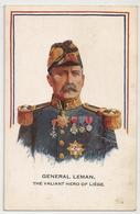 302 - Général Leman - The Valiant Hero Of Liège - Personaggi