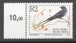 South Africa 1993 Mi# 905** DEFINITIVE, BIRD - South Africa (1961-...)