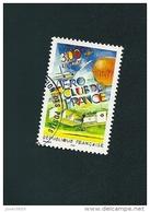 N° 3172 Centenaire De L'Aéro-club Timbre  France Oblitéré 1998 - France