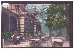 BASEL - ZOOLOGISCHER GARTEN - RESTAURANT - TB - BS Basel-Stadt