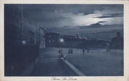 SIENA-LA LIZZA-CARTOLINA NON VIAGGIATA-DATATA AL RETRO 18-12-1922 - Siena