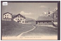 MÜRREN - KATHOLISCHE KIRCHE - TB - BE Berne