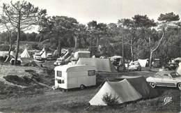 """CPSM FRANCE 85 """"Noirmoutier, Le Camping De Barbatre"""" - Noirmoutier"""
