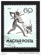 Hongrie, Hungary, Conte, Fairy Tale, Cricket And The Ant, La Cigale Et La Fourmi, Violon, Violin, Mushroom, Champignon, - Mushrooms
