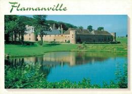 Flamanville Le Chateau 2002  CPM Ou CPSM - Autres Communes