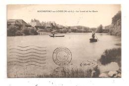 Rochefort-sur-Loire-Le Louet Et Les Quais-(D.5390) - Andere Gemeenten