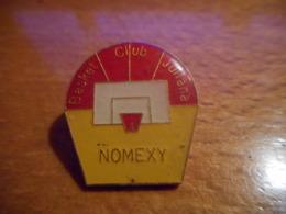 A047 -- Pin's Basket Nomexy - Pallacanestro