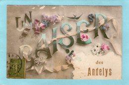 Un Baiser Des ANDELYS -1920 - - Les Andelys