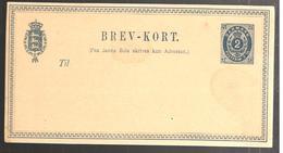 28689 - BREV KORT - Interi Postali