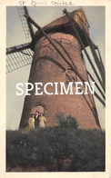 Fotokaart Molen Couckaert - Sint-Joris-ten-Distel - Beernem