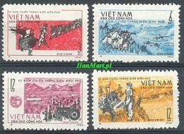 Vietnam 1964 Mi 310-313 MNH ( ZS8 VTN310-313 ) - Militaria