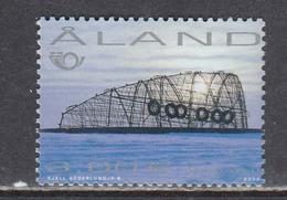 Aland 2002 - NORDEN: 20th Century Art, Mi-Nr. 207, MNH** - Aland