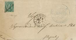 1882- Collettoria - Soccavo  , Prov. Di Napoli -  Istituita Nel 1873 - Italie