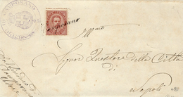 1878- Collettoria - Camposano  , Prov. Di Napoli -  Istituita Nel 1869 - Italie
