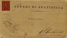1892- Collettoria - Castel D'Angogna  , Prov. Di Pavia - - Italie