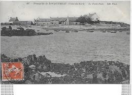 Presqu'île De LOCQUEMEAU ( Côtes -du -Nord ) Le Petit Port - Frankreich
