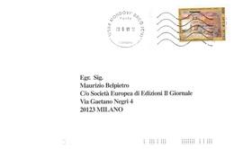 2001 £800 €0,41 MASACCIO - 1946-.. République