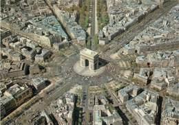 75 - PARIS  ARC DE TRIOMPHE - Arc De Triomphe